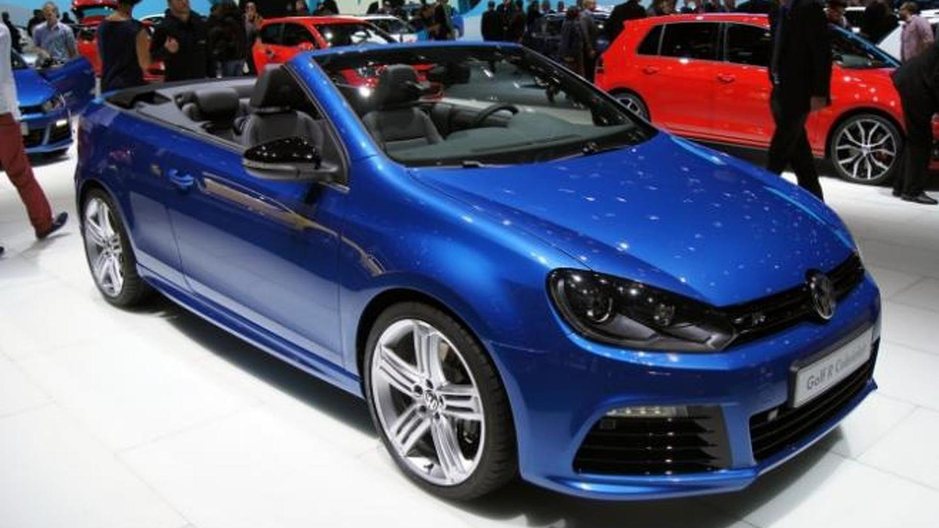 Volkswagen UK slashes Golf R Cabriolet price by 5,600 GBP