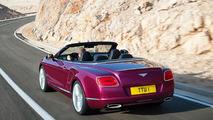 2013 Bentley Continental GT Speed Convertible 24.12.2012