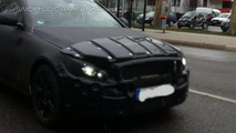 2014 Mercedes-Benz C-Class spied by WCF reader