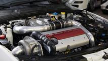 Romeo Ferraris pushes supercharged Alfa Romeo Brera with 98 HP more