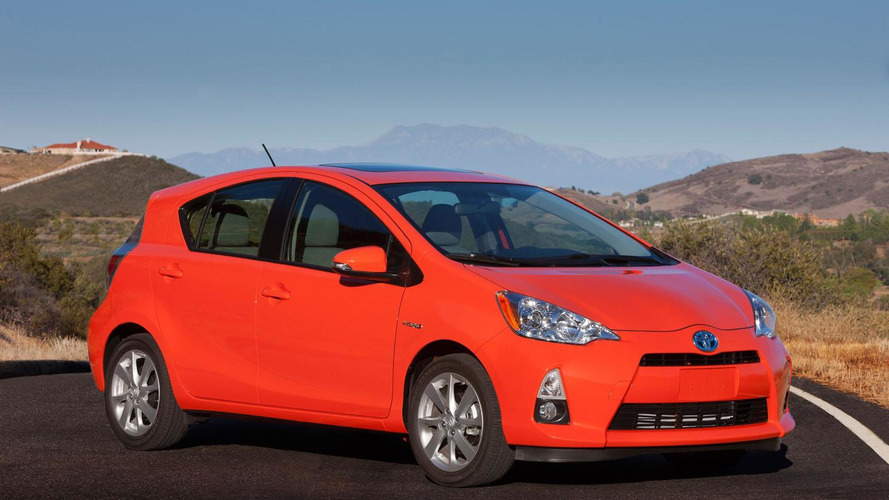 Lexus to get a rebadged Toyota Prius C?