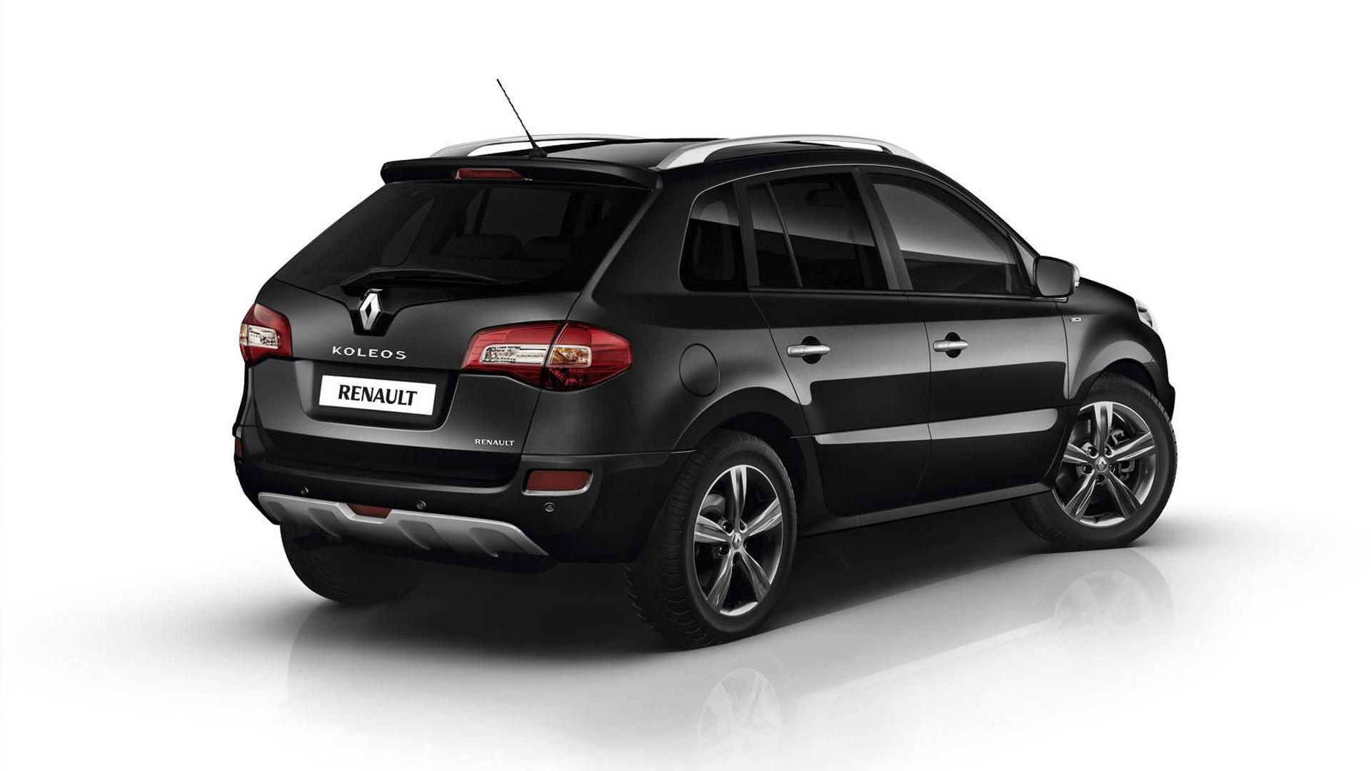 Renault Koleos Bose Edition unveiled