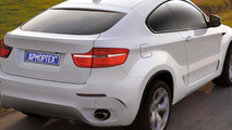 ArmorTech-Motors Group Coupe based on BMW X6