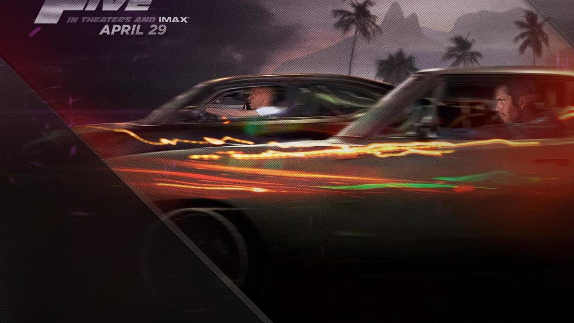 Fast & the Furious 5 - Trailer 2 [video]