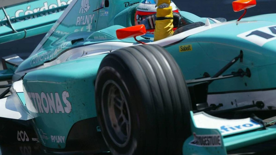 USF1 driver Lopez presses ahead with 2010 preparations