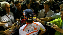 Briatore drivers coy on search for new managers