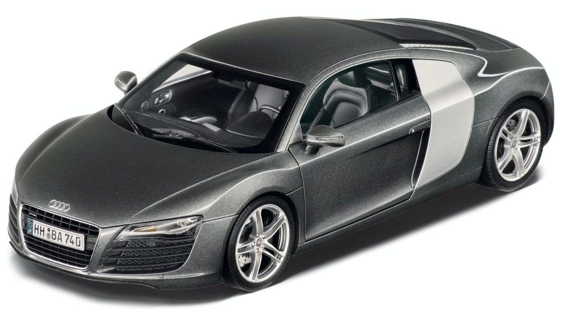 Audi R8 for only £45
