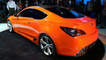 Hyundai Unveils Rear-Wheel-Drive Genesis Coupe Concept