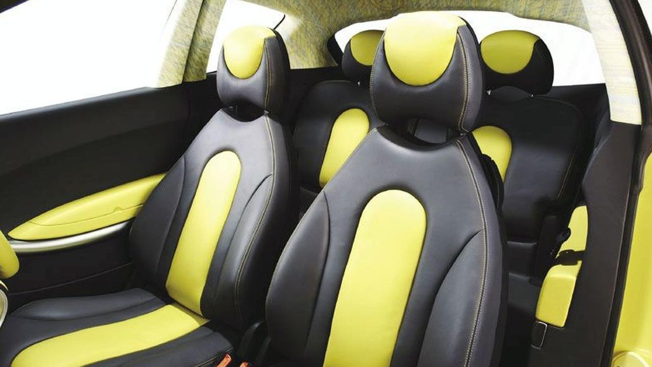 Subaru R1e Concept EV