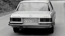 The Mercedes-Benz 450 SEL 6.9