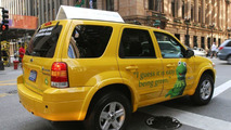 Ford Escape Hybrid Taxis to Cities Across America