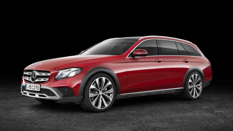 Mercedes-Benz Classe E All Terrain