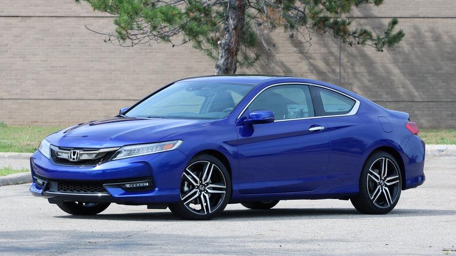 Review: 2017 Honda Accord Coupe V6