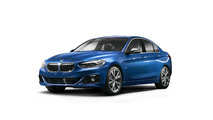 BMW 1 Series Sedan goes official in China to battle CLA