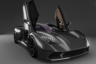 French Automaker Hopes Crowdfunding Will Build its New Hypercar