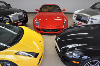When Luxury Dealerships Sell Their Private Collections, You Win