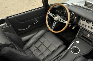 Across the Block: Jaguar E-Type Evolution Roadster