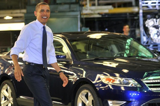 The Presidents and their Fords