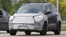 Ford Kuga / Escape facelift spied in the U.S.