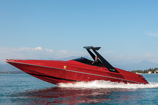 "This Ferrari Speedboat is More Seahorse than ""Prancing Horse"""