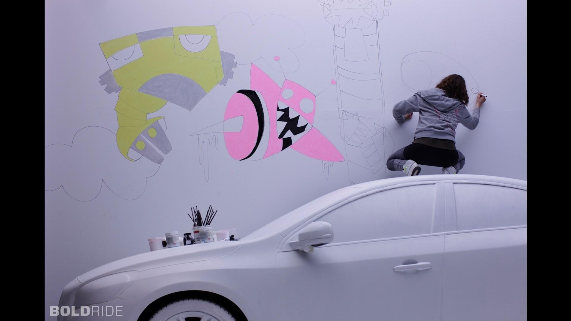 Volvo S60 Art Session