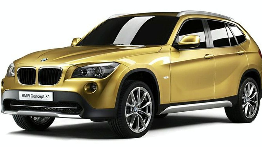 BMW Concept X1 Hits the Web Early with VIDEO