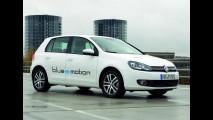 Golf Elétrico: Volkswagen apresenta o Golf Blue E-Motion Concept 2010