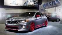 Honda Accord Coupe for SEMA 31.10.2012