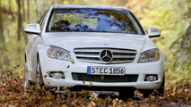 Mercedes-Benz C-Class with New 4MATIC