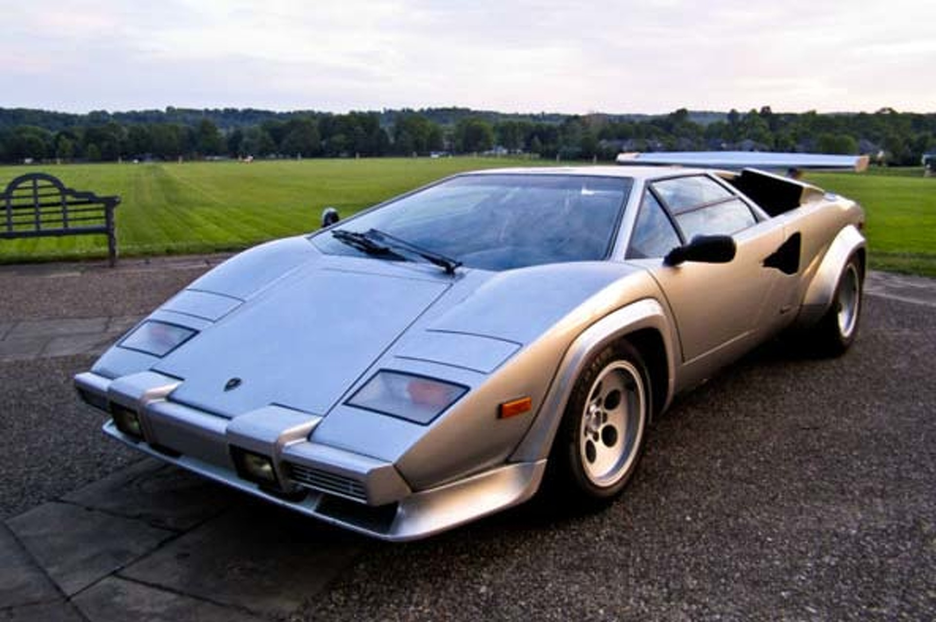 Ebay Lamborghini Countach Replica Sale