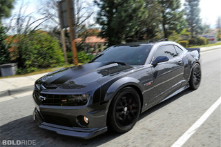 Your Ride: 2010 Chevrolet Camaro SS