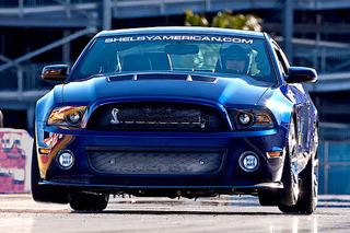 Unveiled: 2012 Ford Mustang Shelby 1000