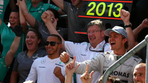Mercedes to announce Brawn exit on Thursday