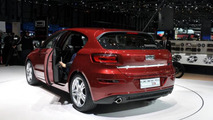 2014 Qoros 3 Hatch at 2014 Geneva Motor Show