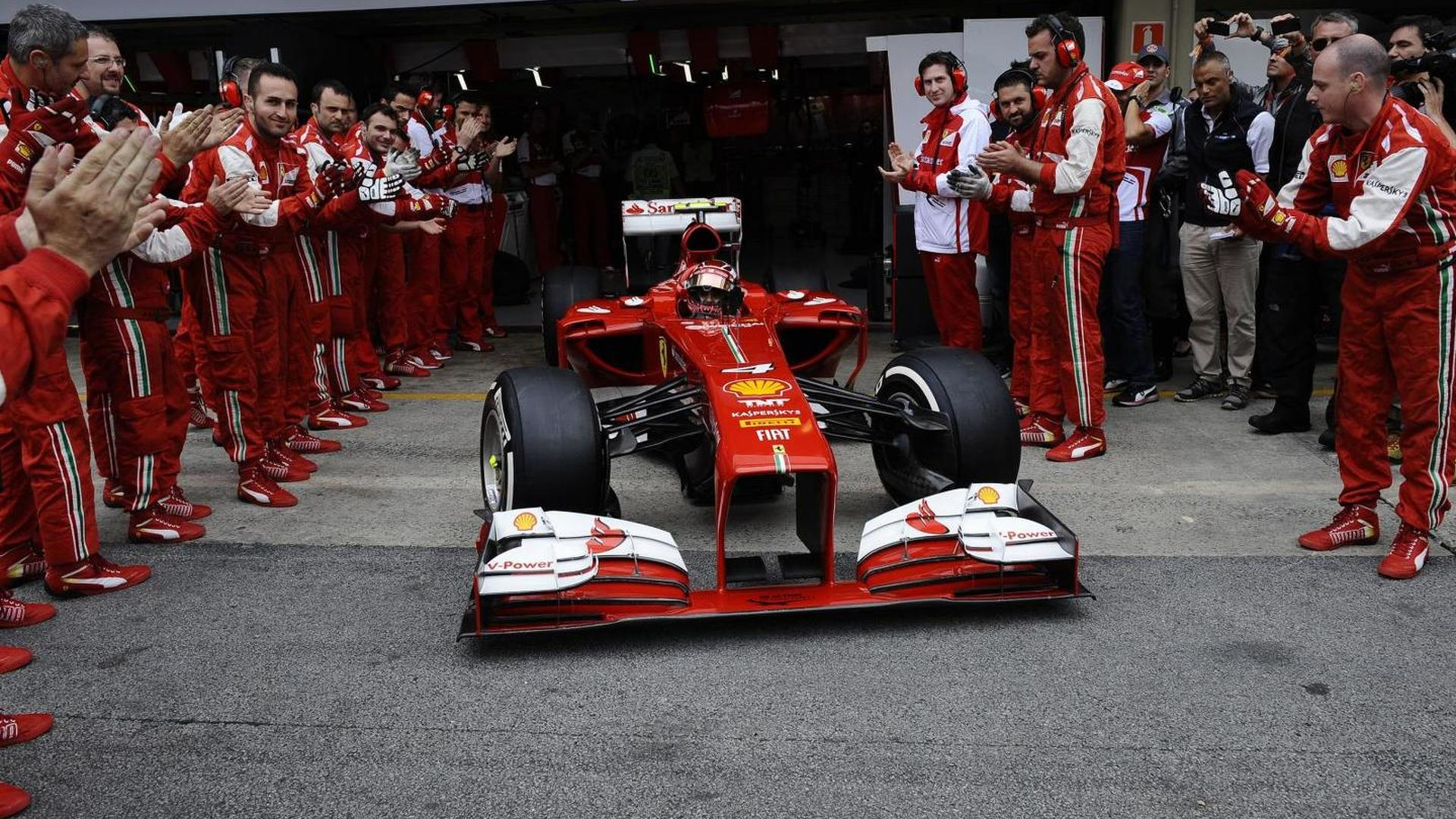 Ferrari most reliable F1 car in 2013 - report