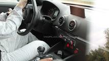 2015 Audi TT shows its interior in latest spy photos