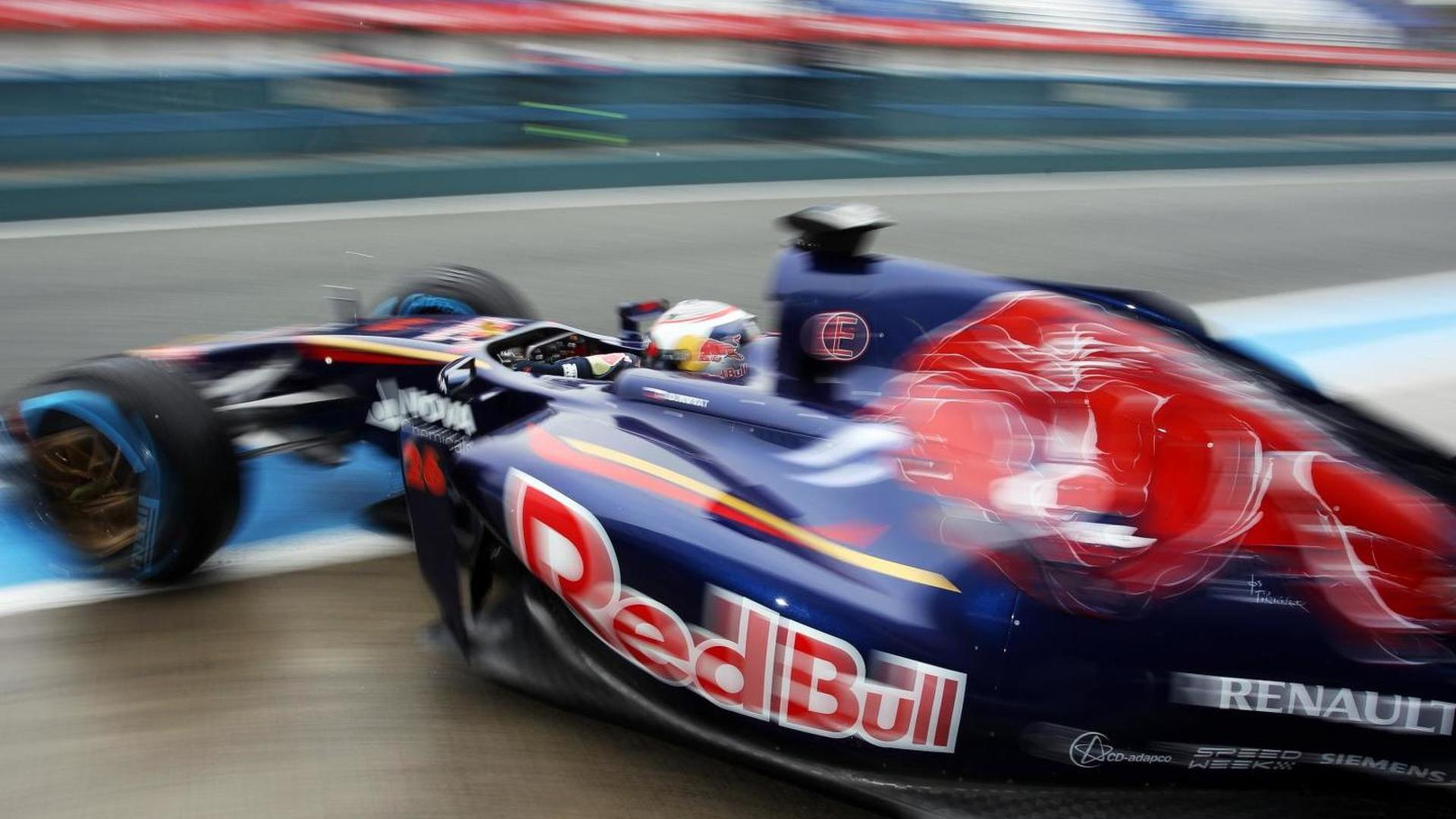 More Renault trouble for Toro Rosso at Misano