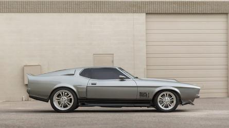 Evan Longoria Mustang Mach 1 Auction