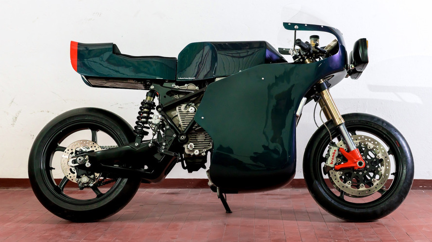 All-electric Midnight Runner is not your ordinary motorcycle
