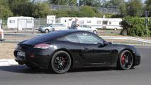 2013 Porsche Cayman spy photo - 5.7.2011