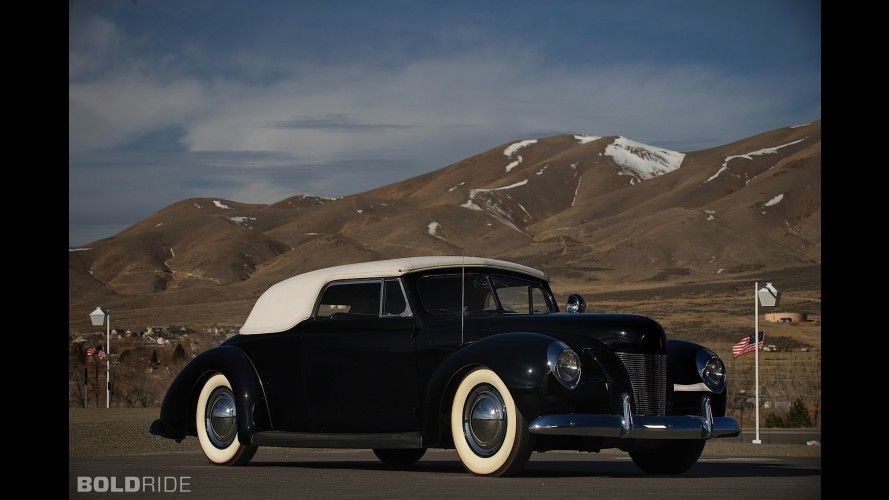 Ford Valley Custom Convertible Coupe