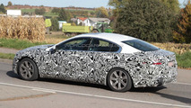 2012 Jaguar XF facelift spied