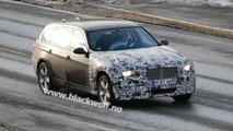 BMW 3-Series Touring hybrid prototype