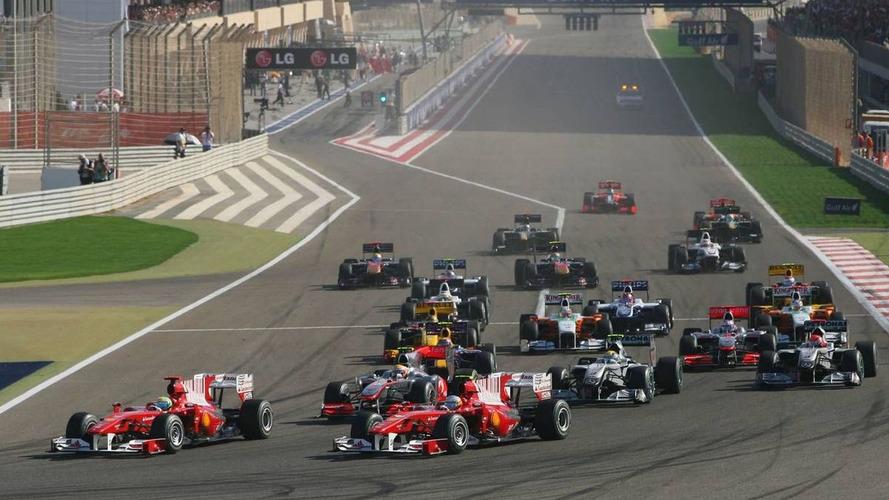 Massa 'not an enemy' after Bahrain pass - Alonso
