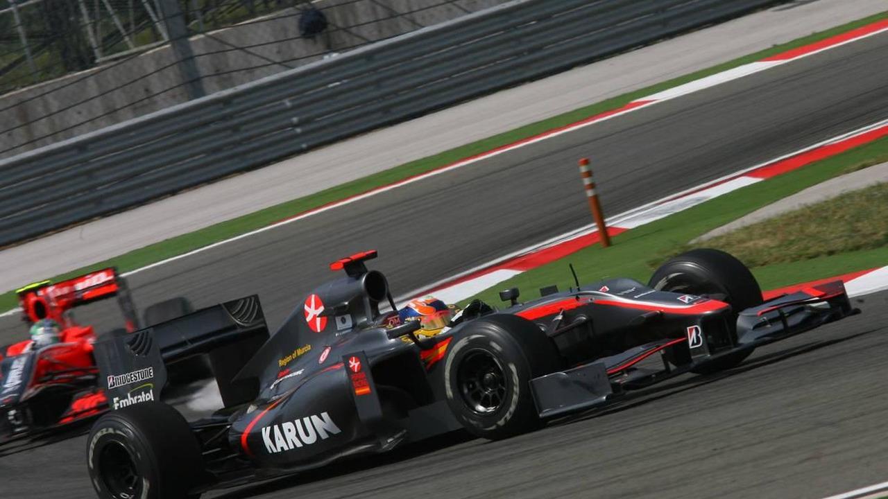 Karun Chandhok (IND), Hispania Racing F1 Team HRT - Formula 1 World Championship, Rd 7, Turkish Grand Prix