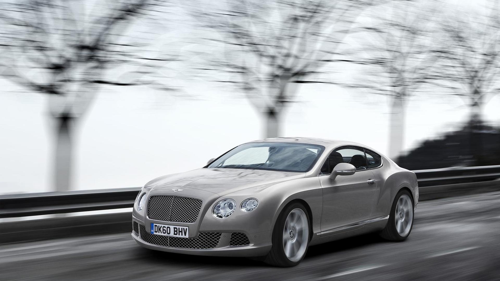 Bentley partnering with Audi on new 4.0 liter V8 engine