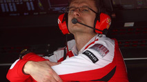 Dyer axed as McLaren men step forward at Ferrari