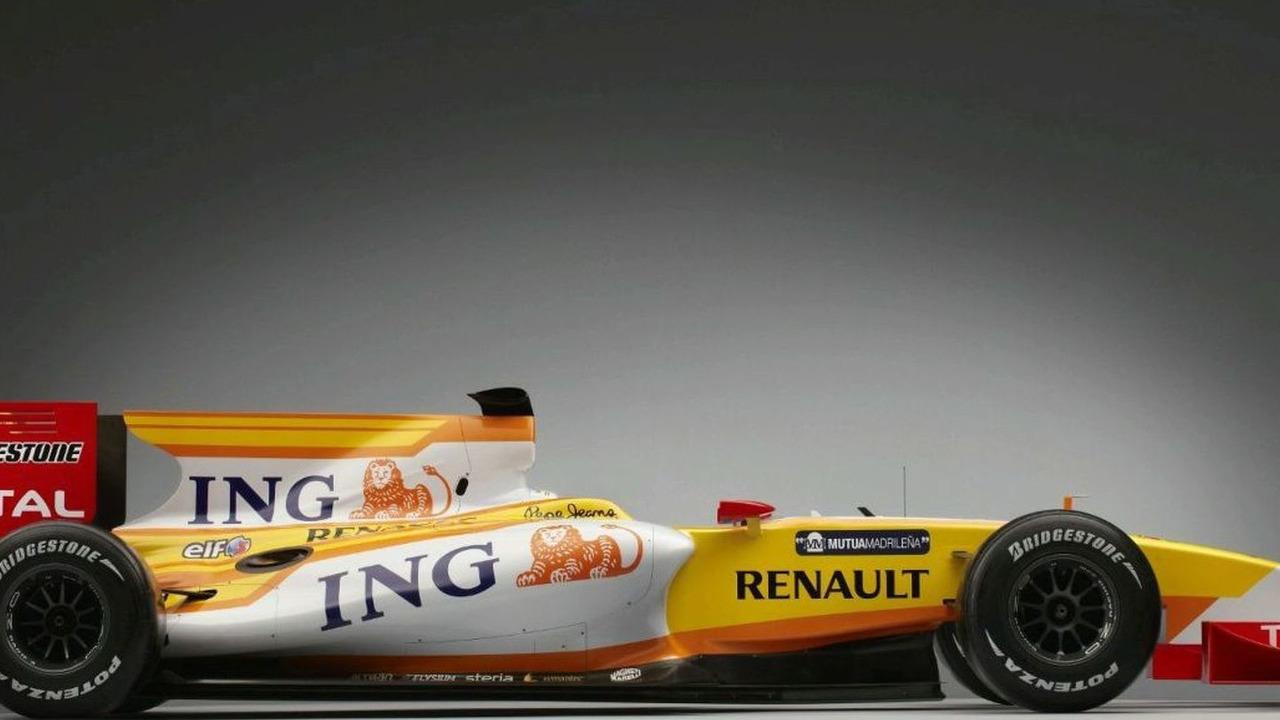 2009 Renault R29 Studio Image