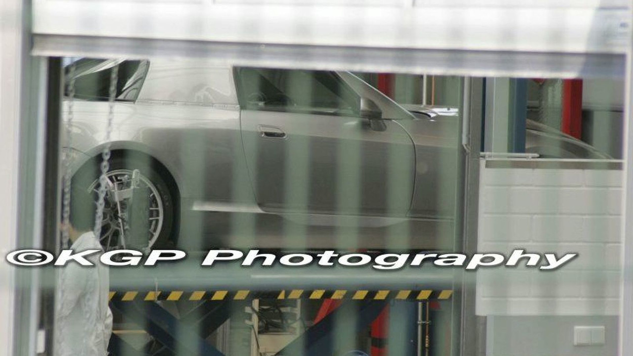 SPY PHOTOS: Honda Mule - Next NSX?