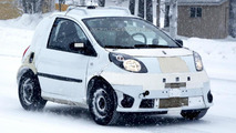 2014 Smart ForTwo mule spied